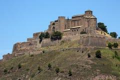 Cardona Castle - Catalonia - Spain Stock Photography