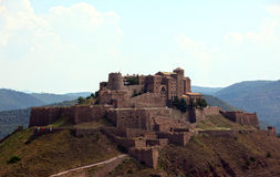 Cardona castle Stock Photo