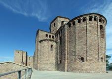 Cardona castle Royalty Free Stock Photography