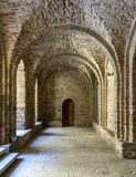 Cardona castle medieval in Catalonia. Stock Image