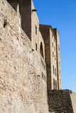 Cardona castle medieval in Catalonia. Royalty Free Stock Photos