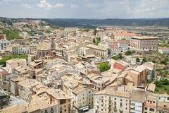 Cardona, Catalonia, Espanha Fotografia de Stock