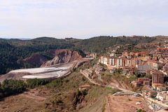 Cardona, Spain Stock Images