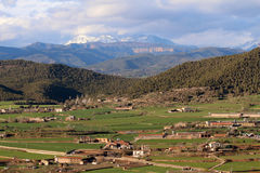 Cardona, Spain Royalty Free Stock Photography