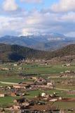Cardona, Spain Royalty Free Stock Photo