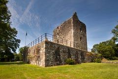 Cardoness Castle Stock Image