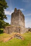 Cardoness Castle Stock Photo