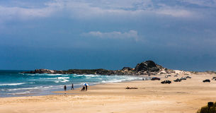 Cardoso Beach Santa Catarina Brazil Stock Photo