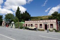 Cardrona -新西兰 免版税库存照片