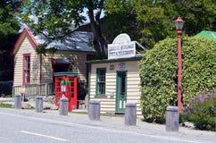 Cardrona - Nueva Zelanda Fotos de archivo