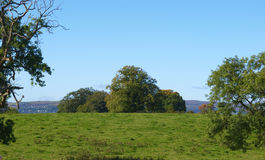 Cardross hill Stock Image