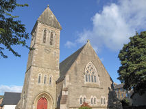 Cardross parish church Royalty Free Stock Images