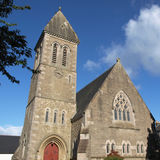 Cardross parish church Stock Images