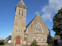Cardross parish church Royalty Free Stock Photo