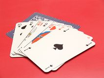Cards [1] Stock Photo