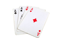 Cards royalty free stock photography