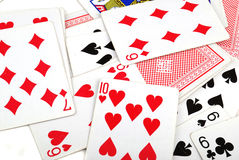 Cards Stock Image