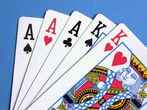 Cards Royalty Free Stock Photos