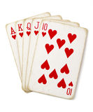 Cards 2 royalty free stock photography