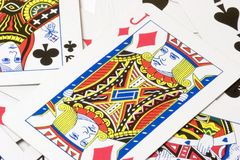 Cards Royalty Free Stock Photos
