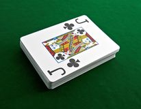 Cards royalty free stock photo