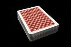 Cards Deck. Poker, blackjack, stud and more Stock Images