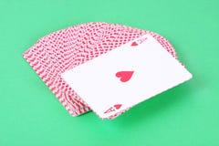 Cards deck Stock Photos
