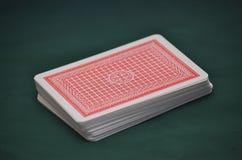cards deck Στοκ φωτογραφίες με δικαίωμα ελεύθερης χρήσης