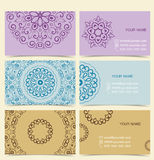 Cards Designs Royalty Free Stock Images