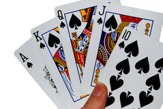 Cards game Stock Photos