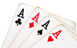 Cards new 3 Stock Image