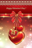 Cards for Valentines Day Stock Image