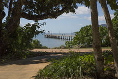 Cardwell Jetty Stock Photos