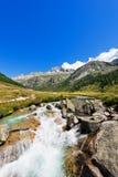 Care Alto - Adamello Trento Italy Royalty Free Stock Images