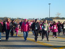 2015 Care4Cancer 5K Run/Walk Stock Images