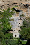 Care dwelling near Les Baux-de-Provence, France Stock Photo