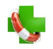 Care medicine Royalty Free Stock Image