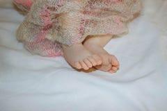 Care of the newborn stock image
