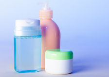Care products Stock Photography