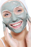 Care of skin Royalty Free Stock Photo