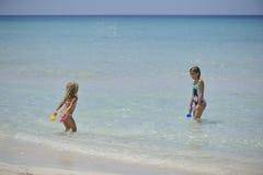 Carebbean海,古巴,巴拉德罗角 库存图片