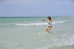 Carebbean sea, Cuba, Varadero Stock Photo