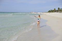 Carebbean sea, Cuba, Varadero Royalty Free Stock Photography