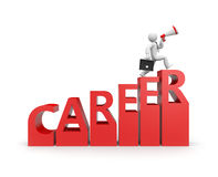Career stock illustration