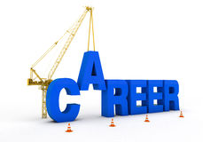 Career building Royalty Free Stock Image