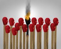 Free Career Burnout Stock Photo - 146823220