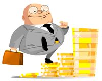 Career Businessman Royalty Free Stock Photo