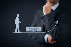 Career concept Stock Images
