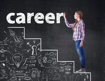 Career concept Stock Photography