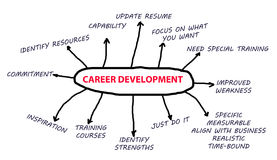 Career Development Stock Photo